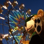 Bear and Ferris Wheel